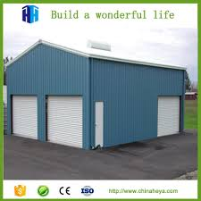 h beam steel structure factory car garage building made in china