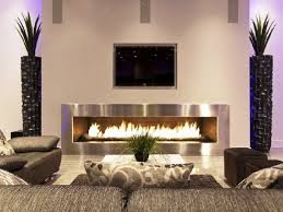 super modern cheap fireplace for warmer house in livingroom