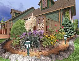 Landscaping Around Pool Best 25 Landscape Around Deck Ideas On Pinterest Backyard Pool