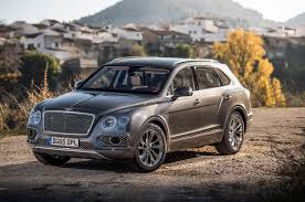 bentley 2020 bentley considering increasing production of bentayga suv