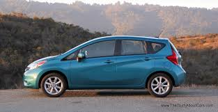 nissan versa fuel tank capacity 2014 nissan versa note exterior the truth about cars
