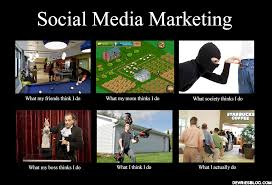 Memes Social Media - the what i actually do meme social media marketing derek