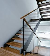 best 25 wood handrail ideas on pinterest modern staircase