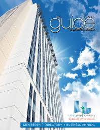 greater fort lauderdale chamber of commerce guide to greater fort