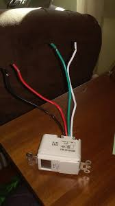 electrical what do i do with the red wire on the new switch if