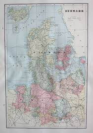 World Map Showing Netherlands by Antique Maps And Charts U2013 Original Vintage Rare Historical