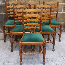 farmhouse chairs ebay