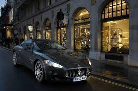 maserati london maserati granturismo salvatore ferragamo luggage set