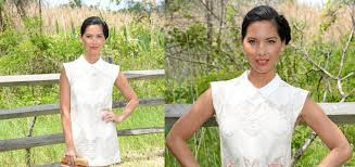 Wedding Dress Chelsea Olivia Get Olivia Munn U0027s Lover Chelsea Shift Dress Worn At The Seventh