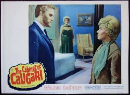 The Cabinet Of Caligari 1962 Time Machine To The Twenties Cabinet Of Caligari 1962