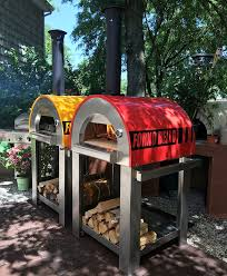 forno bello series backyard brick oven backyard brick ovens