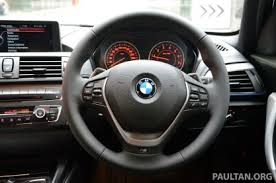 bmw 125i interior bmw 1 series f20 launched in malaysia priced from rm170k to 260k