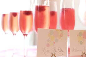 Pink Cocktails For Baby Shower - ready to pop baby shower ideas project nursery