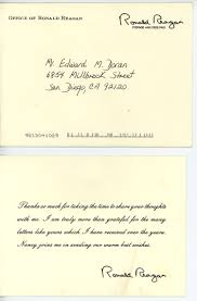 Nancy Reagan Signature Ronald Reagan Signed Autobiography An American Life