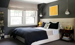 Bedroom With Red Accent Wall - bedroom latest colors accent walls at wall in living room for