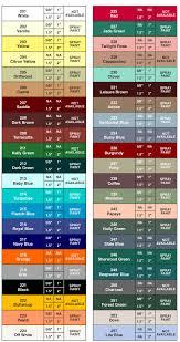vinyl paint color chart ideas color bond paint meade
