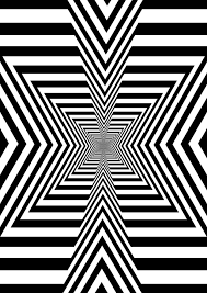 cool designs patterns black and white