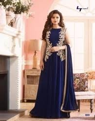 party wear gowns party wear gowns manufacturer from surat