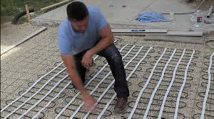 How To Install Radiant Floor Heating Under Laminate Warmzone Premier Radiant Heat Solutions