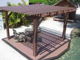 gorgeous backyard deck kits home outdoor decoration gazebo pergola