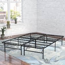 alwyn home mattress foundation platform bed frame u0026 reviews wayfair