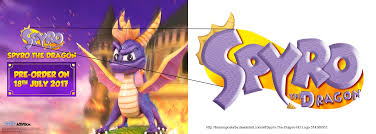 the logo on the first 4 figures spyro page is taken from