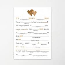 wedding advice card a marriage advice card that is sure to make you smile when