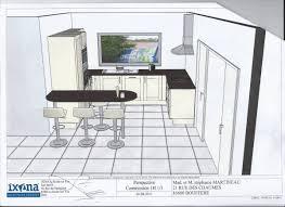 plan cuisine l plan cuisine et faïence salle de bain projet construction maison