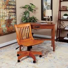 Bankers Chair Cushion Office Star Deluxe Wooden Bankers Chair Free Shipping Today