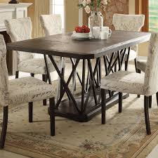 Acme Dining Room Sets by Acme Furniture 73015 Zeph Dining Table The Mine