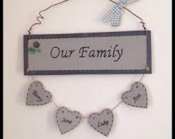 family plaque etsy nz