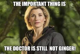Doctor Who Meme - female doctor who memes imgflip