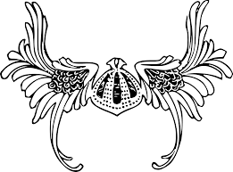 clipart viking helmet