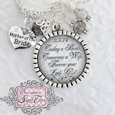 personalized wedding jewelry of the necklace gift from custom wedding