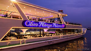 chao phraya princess dinner cruise e voucher with fast
