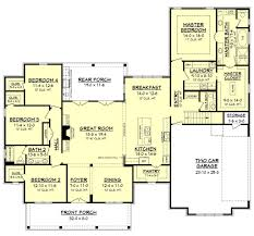 first floor plan of country house plan 46666 products i love