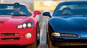 corvette vs viper dodge viper srt 10 vs chevrolet corvette z06 sport convertibles