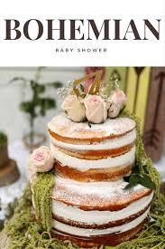 bohemian baby shower bohemian baby shower cake ideas pinteres