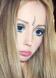human barbie doll human barbie doll valeria lukyanova fashion avant garde