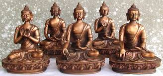 buddha statues its meanings