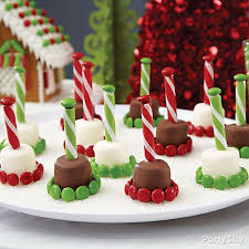 Christmas Party Food Kids - marshmallow candy pops how to north pole treat ideas christmas