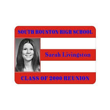 name tags for class reunions budget i taught hello my name is class reunion event name