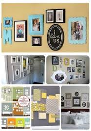 Ideas For Decorating Your Home Creative Budget Friendly Ideas To Decorate A Blank Wall Love