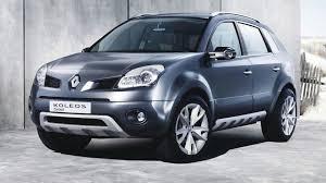 Renault Koleos Concept Unveiled At Paris Motor1 Com Photos