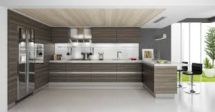dark modern kitchen kitchen modern glamorous contemporary style cabinets andrea outloud