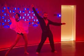 oscar isaac u0027s mesmerizing ex machina dance works with any song