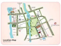 Greater Noida Metro Map by Future Estate Noida Extension Future Estate Noida Extension