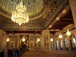 Sultan Qaboos Grand Mosque Chandelier How I Almost Did Not Get Into A Mosque Travel Potpourri