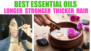 essential oils for hair growth and thickness best essential oils for hair growth youtube