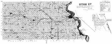 Lincoln Ne Map 1885 Nebraska Atlas